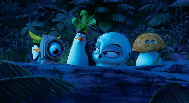 Les Pingouins de Madagascar - 010