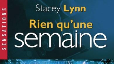 Photo de Rien qu'une semaine de Stacey Lynn