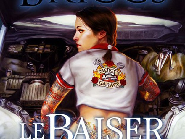Photo of Le Baiser du Fer de Patricia Briggs