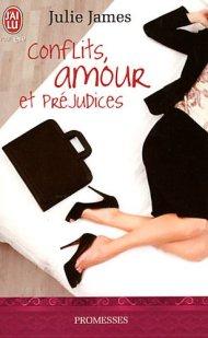 Conflits, Amour et Préjudices de Julie James