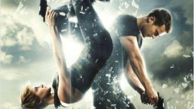 Photo de L'affiche française de Divergente 2 – L'insurrection !