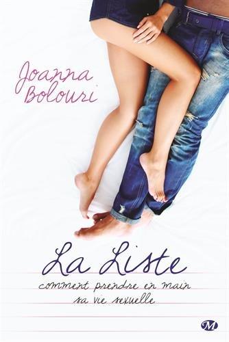 La Liste- comment prendre en main sa vie sexuelle de Joanna Bolouri