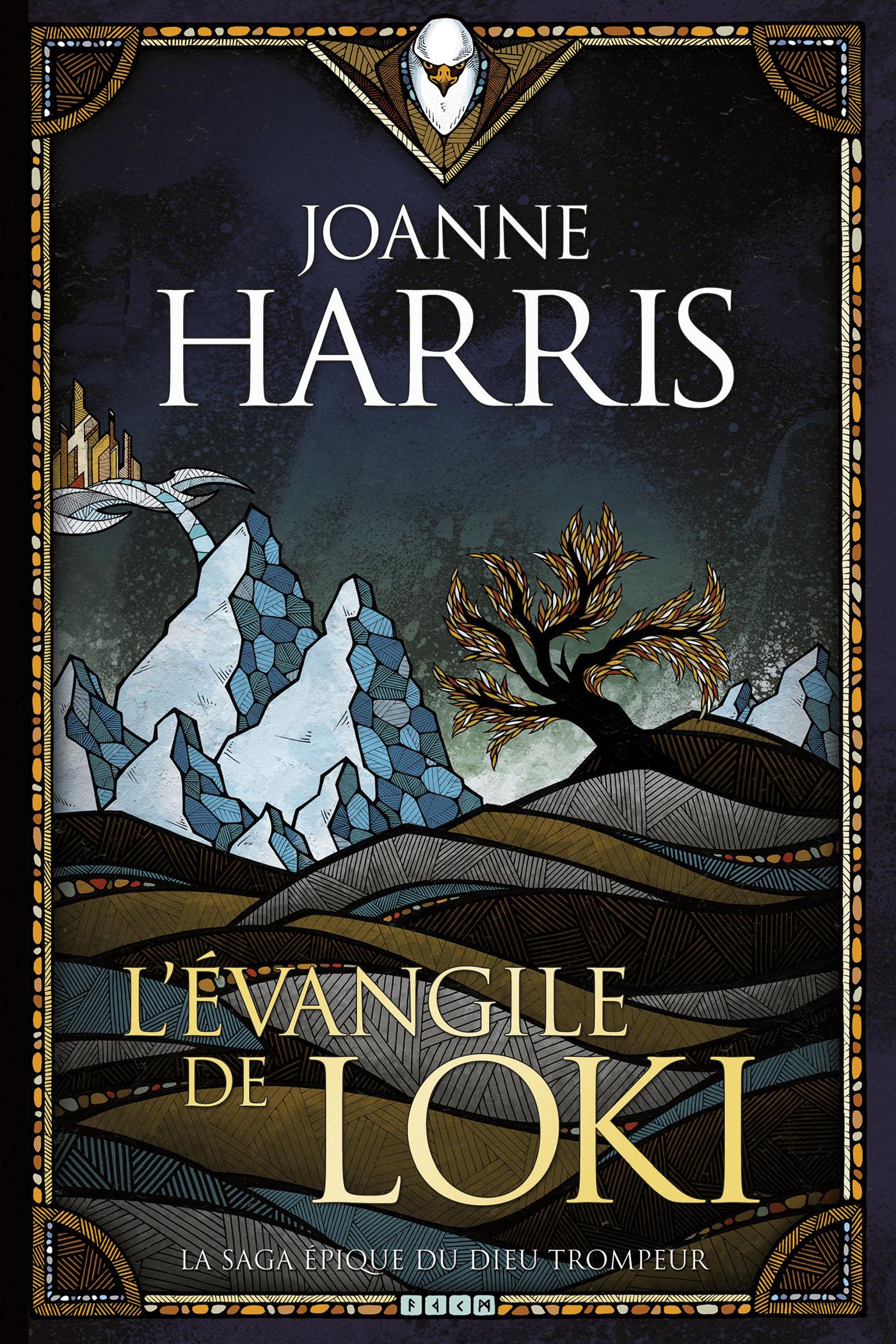 Levangile de Loki de Joanne Harris