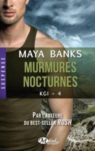 Murmures Nocturnes de Maya Banks ( KGI4)