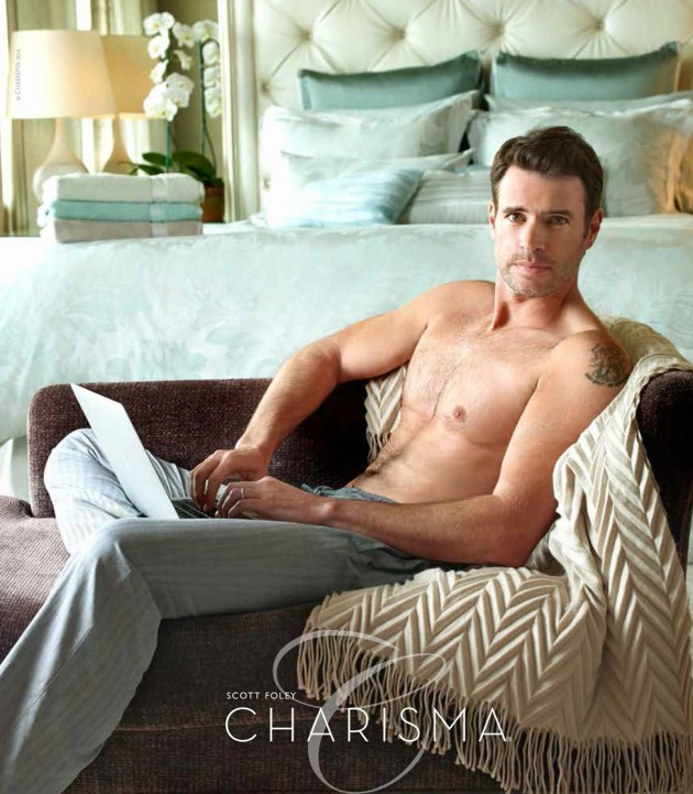 scott foley pour charisma 3