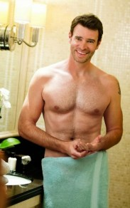 scott foley pour charisma 4