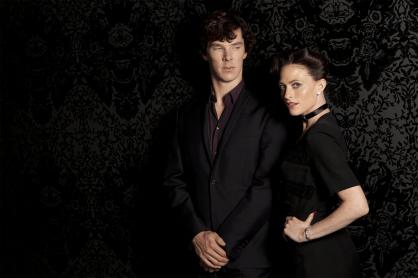 Sherlock - Photos Promotionnelles - Saison 2