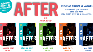 Photo of 5 Saisons Pour After d'Anna Todd