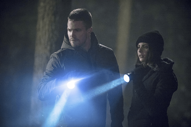Arrow - S03E14 - Stills