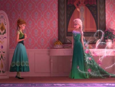 Elsa et Anna - Frozen Fever