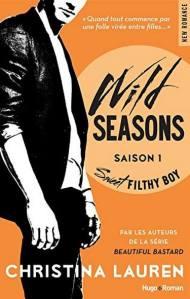 Wild Seasons Saison 1 de Christina Lauren