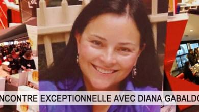 Photo of Rencontre Exceptionnelle avec Diana Gabaldon