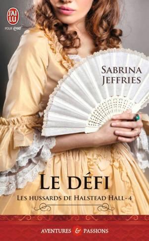 Le Défi de Sabrina Jeffries