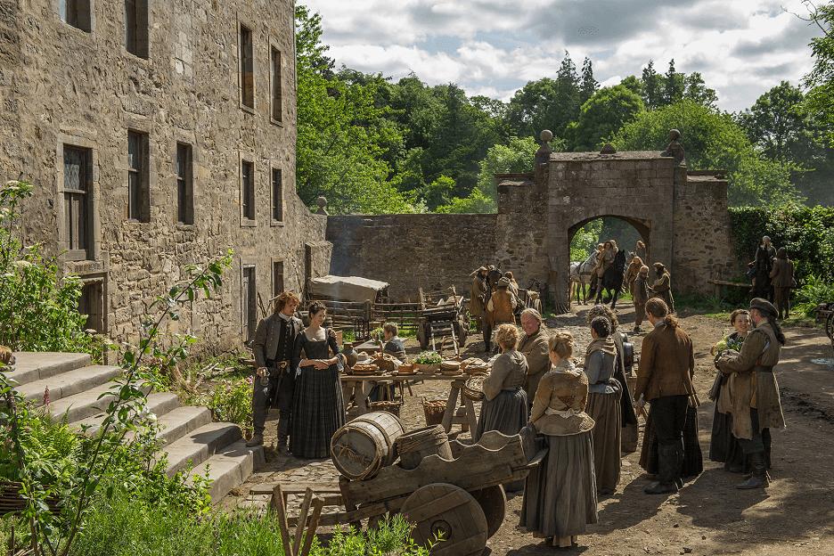 Outlander - S01E12 - Stills
