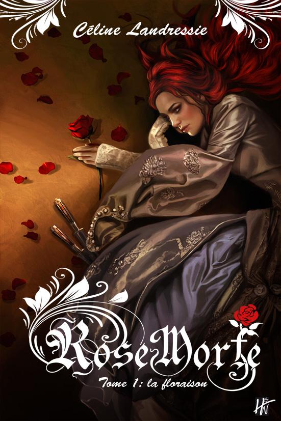 Rose Morte - La Floraine de Céline Landressie (HSN)