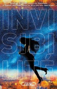 Invisibilité d'Andrea Cremer et David Levithan