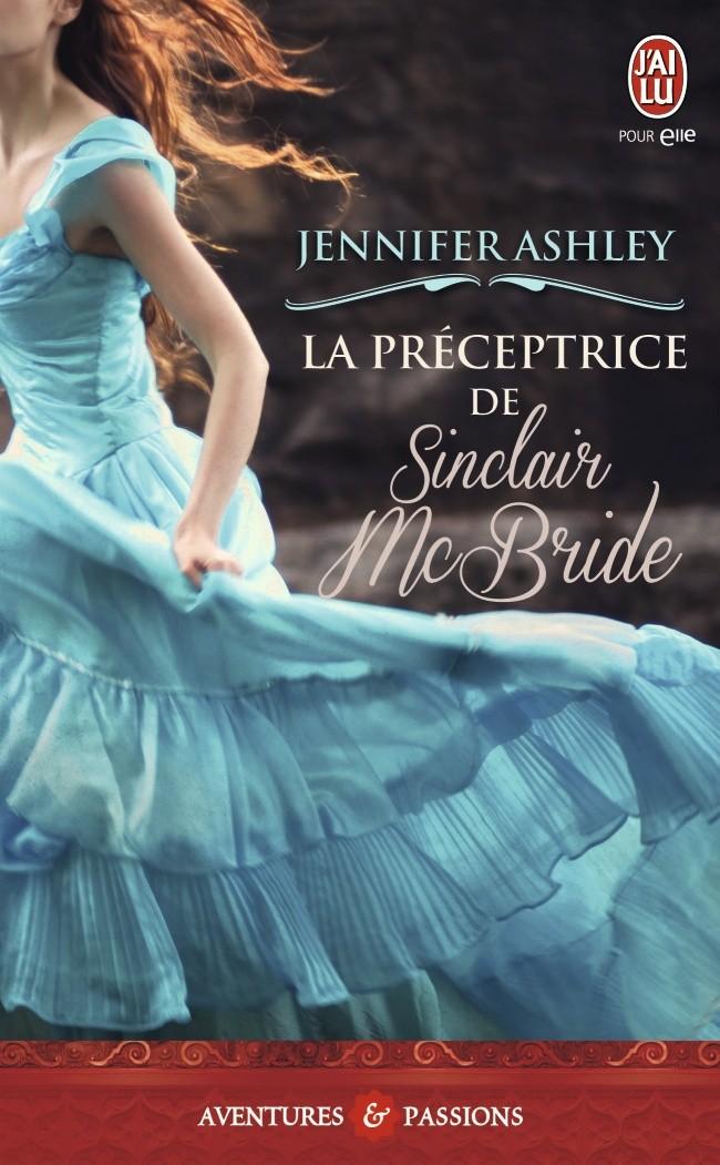 La préceptrice de Sinclair McBride - Jennifer Ashley