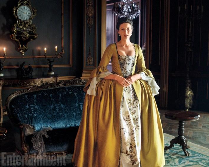 Outlander saison 2 - Claire