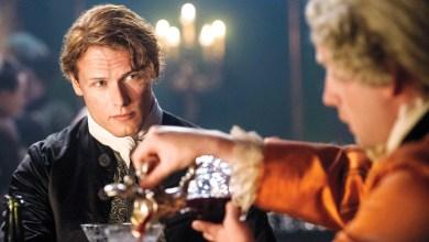 Photo de Outlander S2 – Premiers stills de Claire et Jamie !