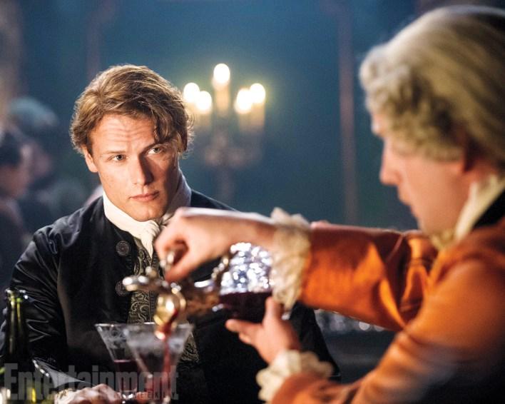 Outlander saison 2 - Jamie