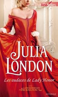 Les audaces de Lady Honor de Julia London