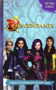Descendants, le roman du film, adapté par Rico Green