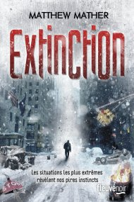 Extinction de Matthew Mather