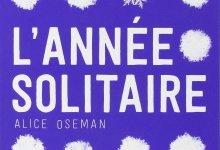 Photo of L'année solitaire d'Alice Oseman