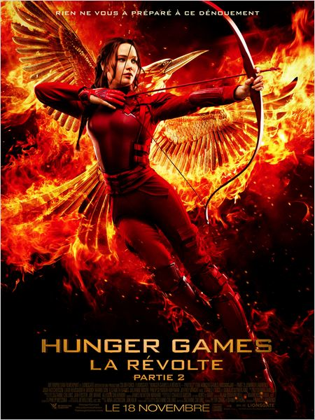 Ultime Poster Hunger Games 4 Katniss