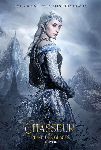 le chasseur et la reine des glaces 2