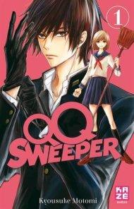 Q Q Sweeper – Kyousuke Motomi