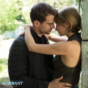Divergente 3 - Allegiant - still 3 - Quatre et Tris