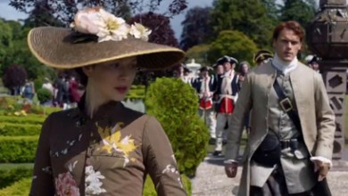 Photo de Outlander – Le trailer de la saison 2 !