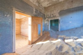 Kolmanskop Namibie Romain Veillon