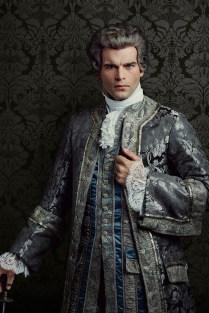 Comte St Germain - Négociant en vins appartenant à la Cour de France, St Germain est un noble réputé pour sa cruauté. Il s'adonne aussi à l'occulte.