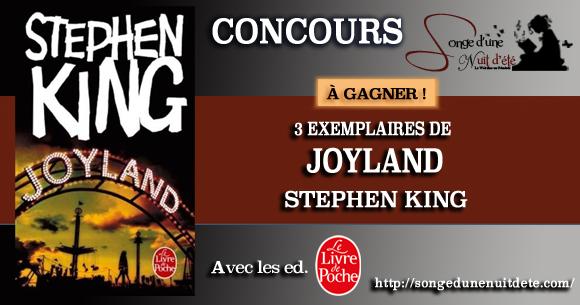 Joyland-Concours
