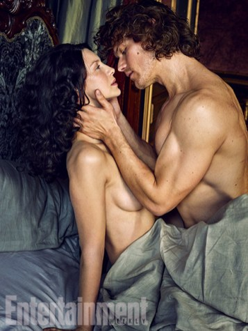 Outlander S2 photoshoot EW (5)
