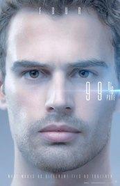 Poster Divergente 3 Pure - Quatre
