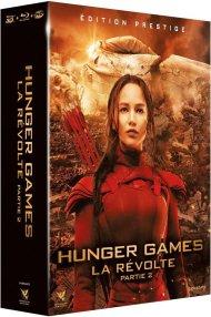 Combo Hunger Games - La révolte partie 2