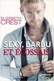 Exy Barbu et Ecossais de Elizabeth Crest