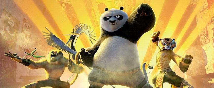 Kung Fu Panda 3-4