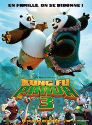 Kung Fu Panda 3-Affiche