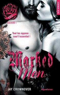 Marked Men T1- Rule de Jay Crownover