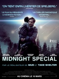 Midnight Special de Jeff Nichols-Affiche GF