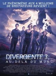 Poster Divergente 3 Au dela du mur