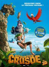 Robinson Crusoé de Vincent Kesteloo-Affiche
