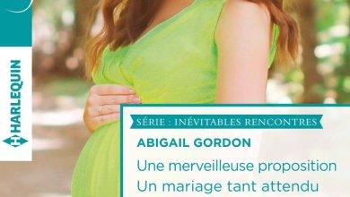 Photo of Une merveilleuse proposition, Un mariage tant attendu