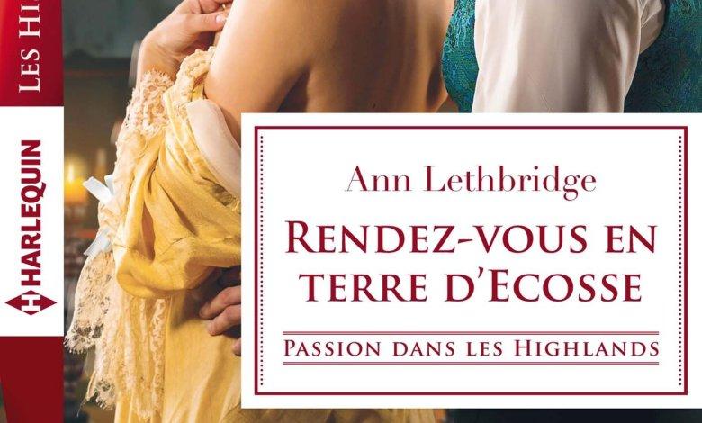 Photo of Rendez-vous en terre d'Ecosse de Ann Lethbridge