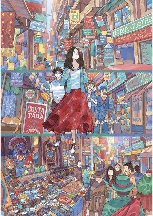 Au gré du vent de Golo Zhao et Jingjing Bao3