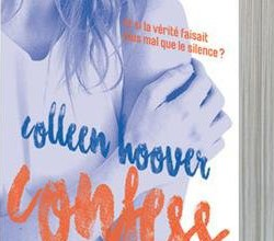 Photo de Confess de Colleen Hoover